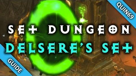 Diablo 3 Set Dungeon - Delsere's Magnum Opus (Mastery How To Patch 2.4)