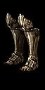 Rakkisgard Greaves (Monk)