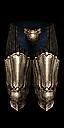 Rakkisgard Leg Plates (Crus)