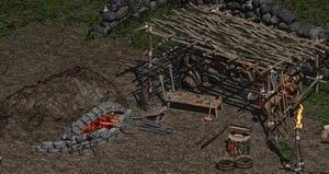 Diablo II Charsi Blacksmith