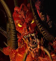 Diablo I Diablo portrait