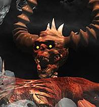 Mephisto D2 Portrait