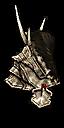 Rakkisgard Pauldrons (Hunt)