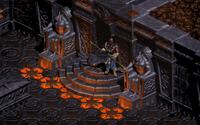 Demon crypts