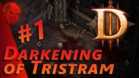 Darkening of Tristram 1 - The Butcher Diablo Anniversary Event! QELRIC