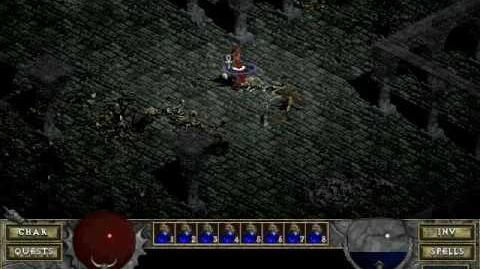 Diablo 1 spells - Flash (by Decimius)
