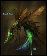 Desert Wasp