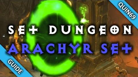 Diablo 3 Set Dungeon - Spirit of Arachyr (Mastery How To Patch 2.4)