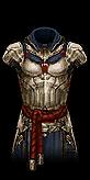 Rakkisgard Armor (Monk)