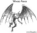 Winged Fiend