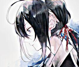 Homare Ninomiya Close Up Out of element focus anime