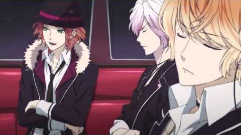 アニメ「DIABOLIK LOVERS MORE,BLOOD」PV第1弾