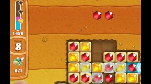 Diamond Digger Saga Level 141(second version)