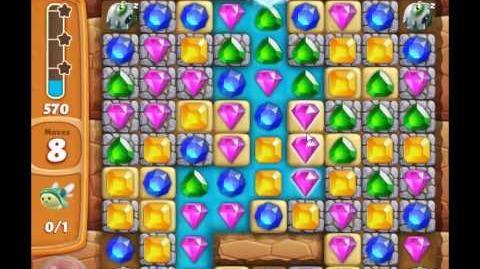 Diamond Digger Saga Level 455