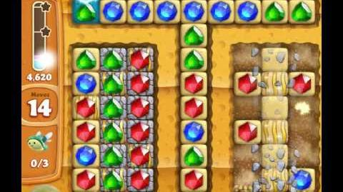Diamond Digger Saga Level 118