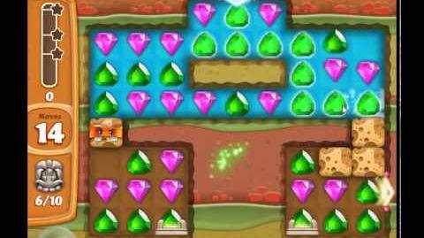 Diamond Digger Saga Level 674