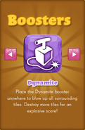 Boosters Dynamite