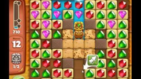 Diamond Digger Saga Level 134