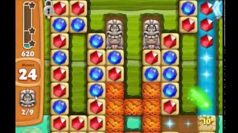 Diamond Digger Saga Level 624