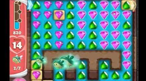 Diamond Digger Saga Level 495