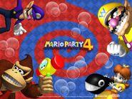 Mario party FOUR