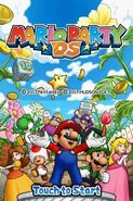 Mario party DS Ds screen