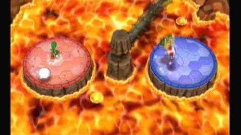 Mario Party 6 - Burnstile