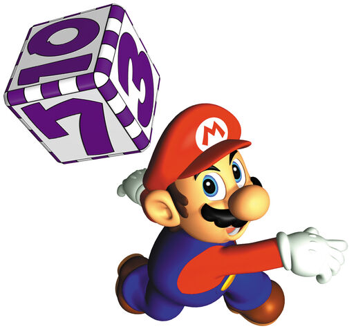 File:Mario Hitting Dice Block.jpg