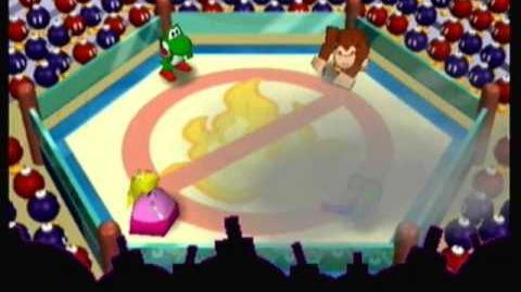Mario Party 2 - Hot BOB-OMB