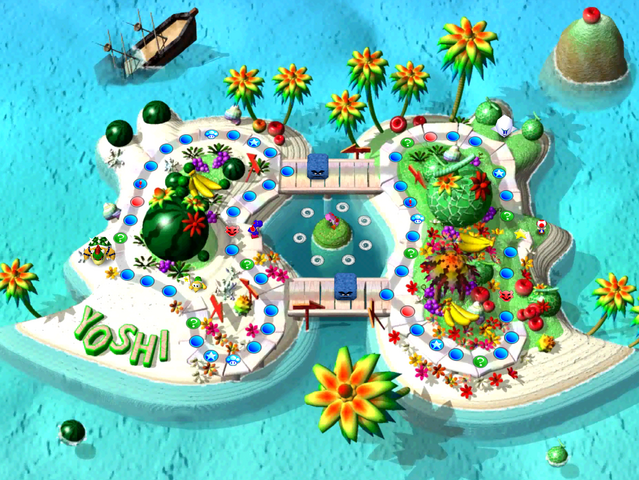 File:Yoshi's Tropical Island Map.png