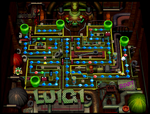 Luigi's Engine Room Map