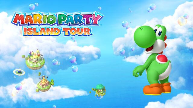 File:Mario Party Island Tour 1920x1080 Yoshi.jpg
