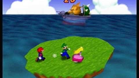 Mario Party 2 - Bombs Away (SUPER HARD)