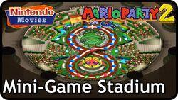 Mini-Game Stadium MP2