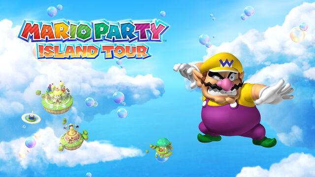 File:Mario Party Island Tour 1920x1080 Wario.jpg