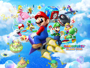 Mario party island tour wallpaper by luigigirl678-d6vy5lv