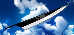 Air-powered Sword
