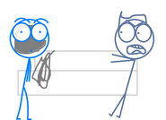 Blue the Boring Ghost 3
