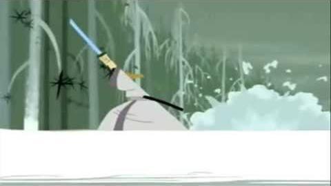 Samurai Jack - FASTER THAN A WATERDROP!!!
