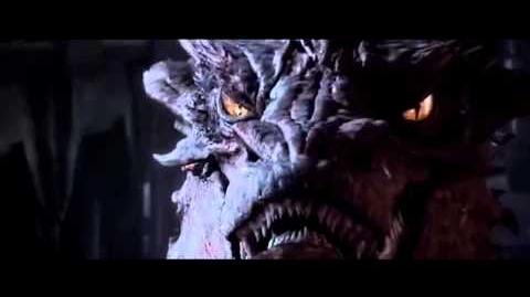 The Hobbit - Desolation of smaug Thorin Vs Smaug Clip
