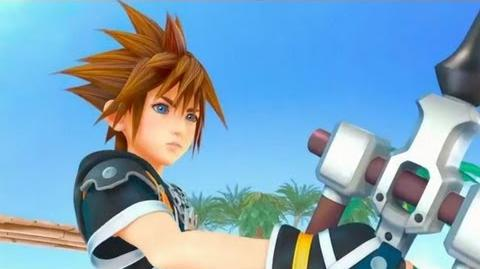 Official Kingdom Hearts 3 PlayStation 4 trailer PS4 E3 2013 Sony Square Enix Disney-0