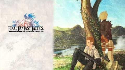 Final Fantasy Tactics OST - Tutorial-0