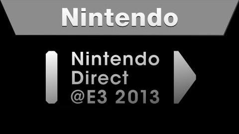 Nintendo Direct@E3 2013-0