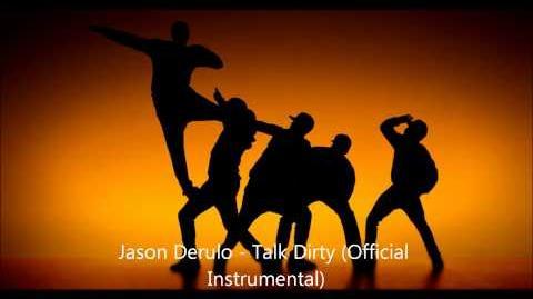 Jason Derulo - Talk Dirty (Original Instrumental)