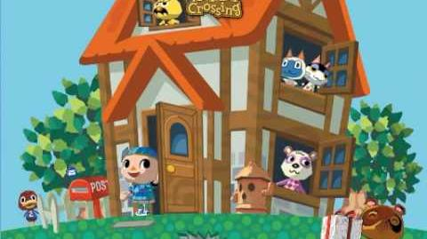 Animal Crossing - 4PM