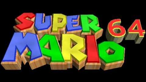 Super Mario 64 - Dire Dire Docks Jolly Roger Bay Music