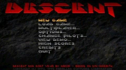 Descent OST - Exit