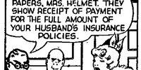 Mrs. Helmet