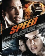 DHS- Speed double feature DVD case