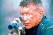 DHS- Thomas Beckett (Tom Berenger) in Sniper 2